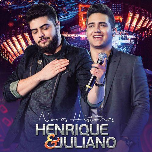 CD Novas Histórias (Ao Vivo) – Deluxe – Henrique & Juliano (2016)