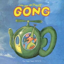 Gong - Love From The Planet Gong