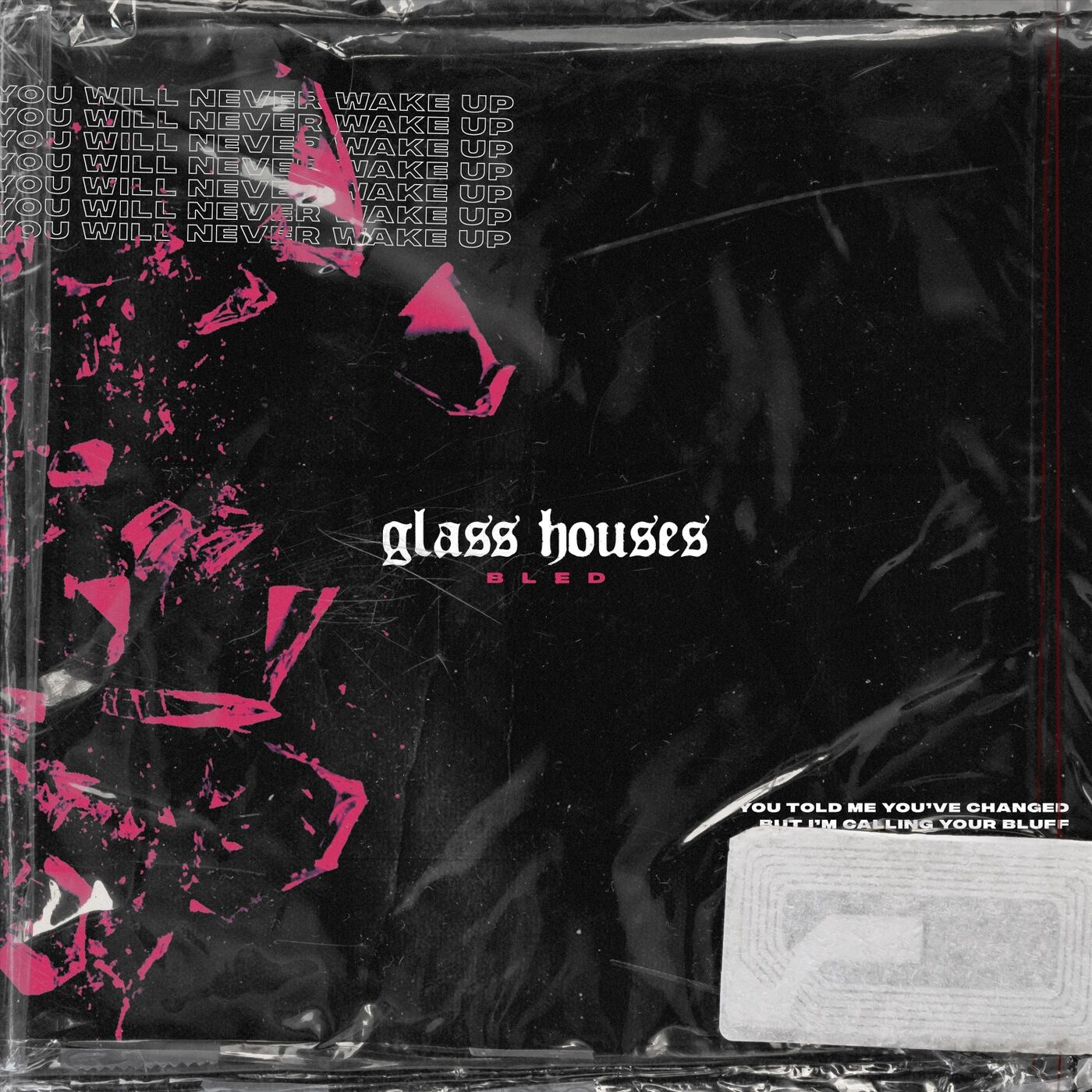 Glass Houses - Bled [single] (2020)