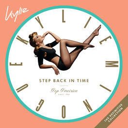 Album cover of Step Back in Time: The Definitive Collection