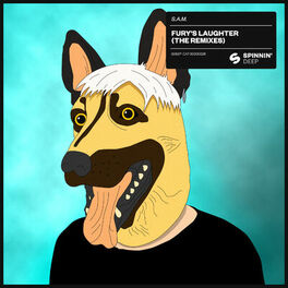 Album cover of Fury's Laughter (The Remixes)