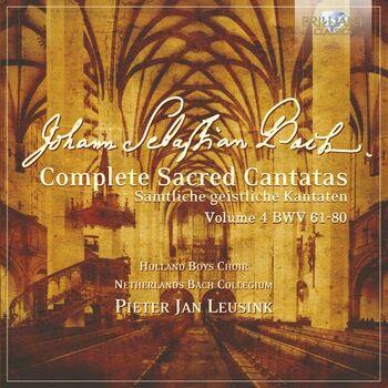 Die Elenden sollen essen, BWV 75, Prima Parte: VI. Recitativo. Indes schenkt Gott ein gut Gewissen (Soprano) cover