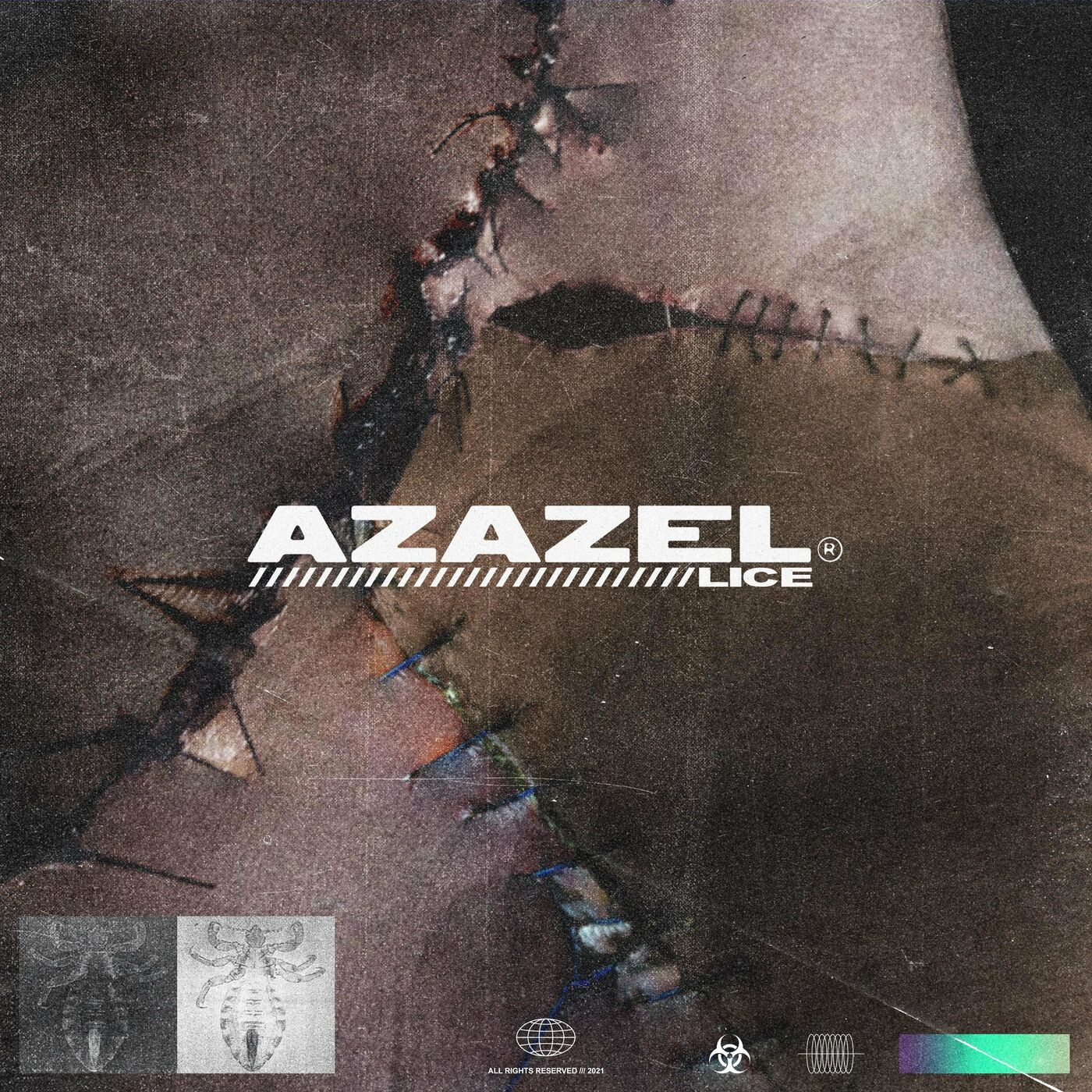 Azazel - LICE [single] (2021)
