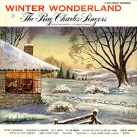 winter wonderland original christmas album 1956 the ray charles