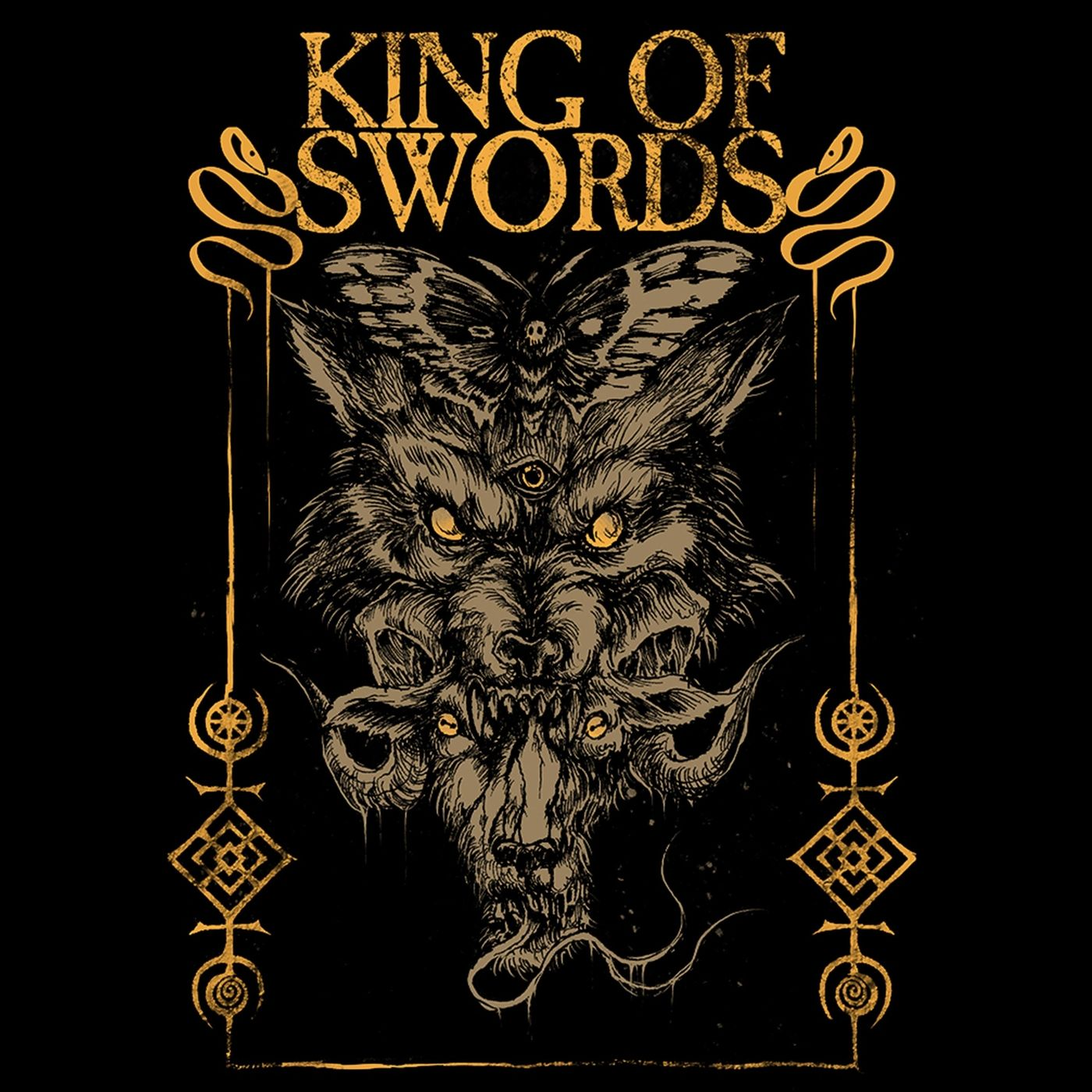 King Of Swords - The Wolf You Feed [EP] (2020)