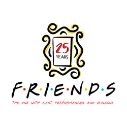 Friends Cast – Friends 25th Anniversary (The One with Cast Performances and Dialogue) [From the TV Series] 2019 CD Completo