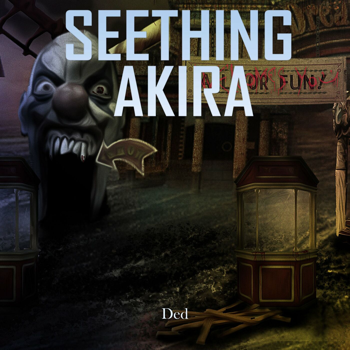 Seething Akira - Ded [single] (2021)