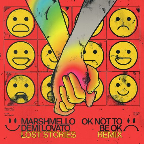 OK Not To Be OK (Lost Stories Remix) (feat. Demi Lovato) - Marshmello Download