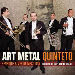 Album cover of Henrique Alves de Mesquita: Músico do Império do Brasil