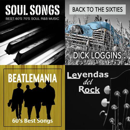 Lo Mejor De Los 60: Soul, Oldies, Pop Rock y R&B playlist