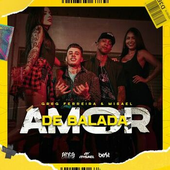 Amor de Balada cover