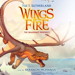 The Dragonet Prophecy - Wings of Fire 1 (Unabridged)