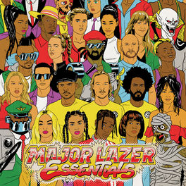 Album cover of Major Lazer Essentials