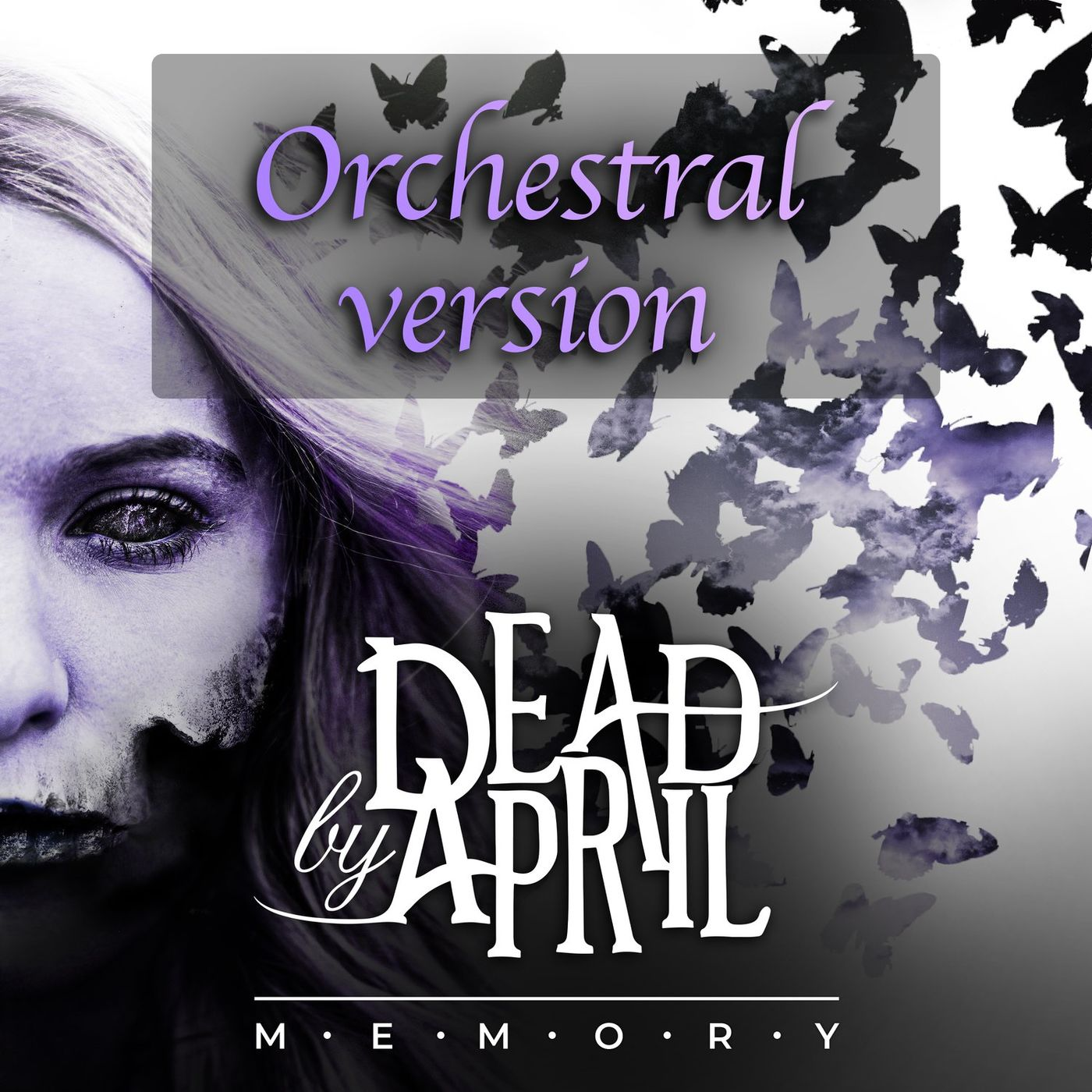 Dead by April - Memory (Orchestral Version) [single] (2020)
