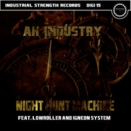 Album cover of Night Hunt Machine