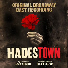 Album cover of Hadestown (Original Broadway Cast Recording)