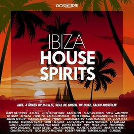 Album cover of Ibiza House Spirits