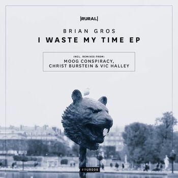 I Waste My Time (Christ Burstein & Vic Halley Remix] cover