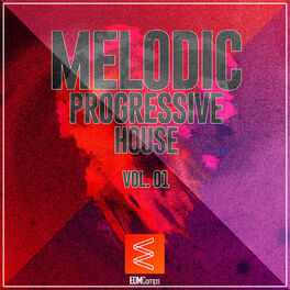 Album cover of Melodic Progressive House, Vol. 01