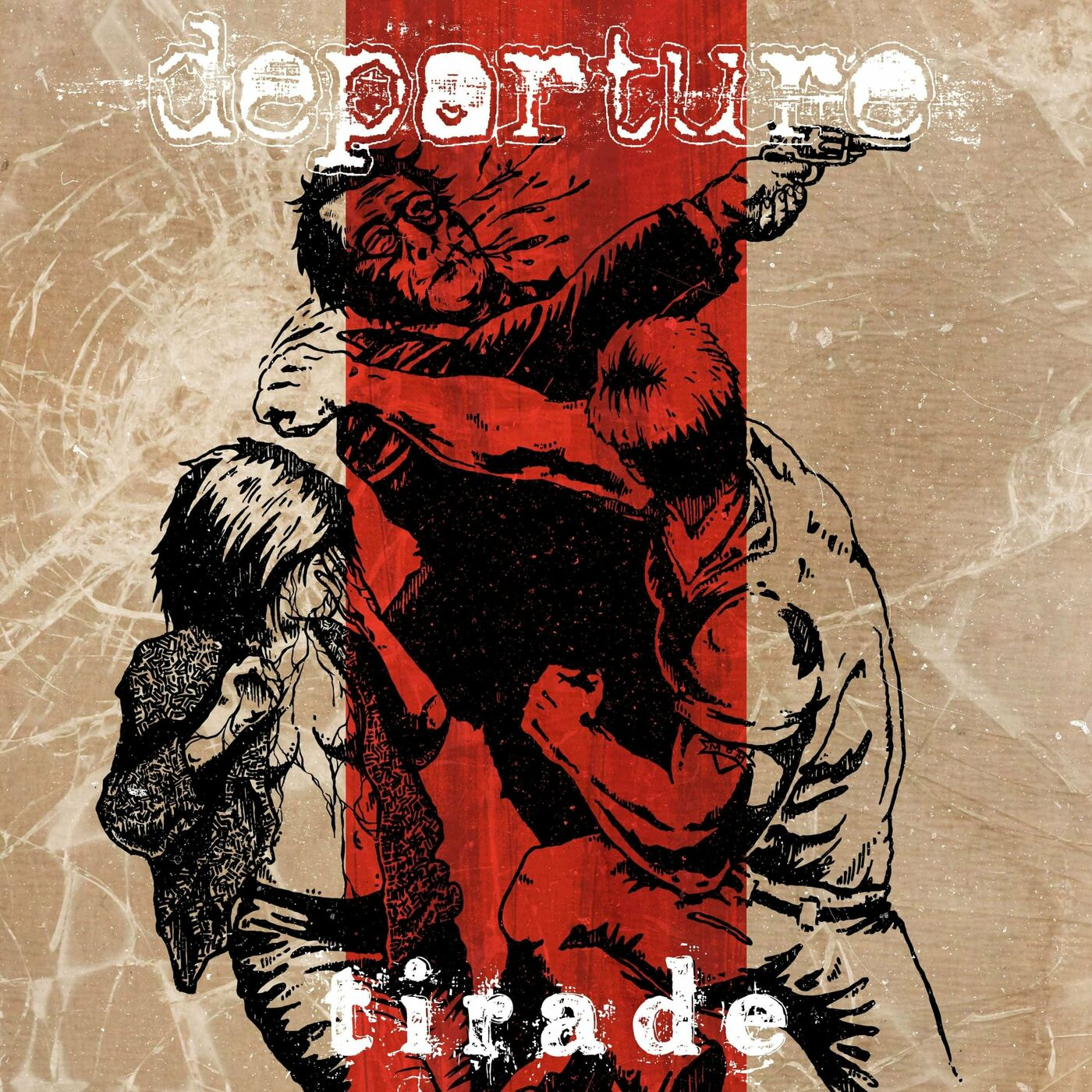 Departure - Tirade [EP] (2021)