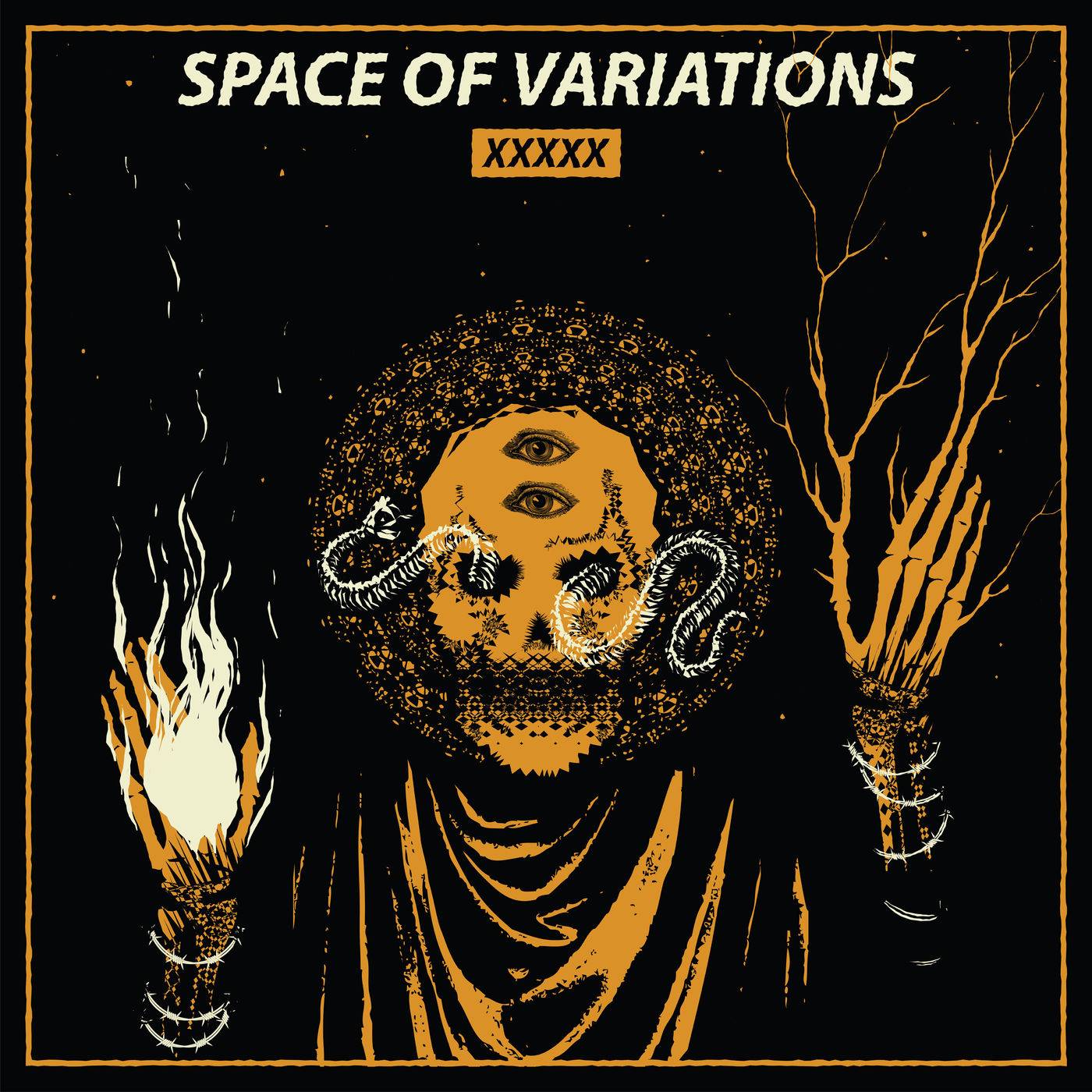 Space Of Variations - XXXXX [EP] (2020)