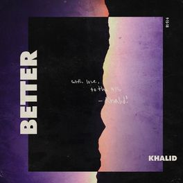 Album cover of Better