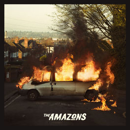 Album cover of The Amazons (Deluxe)