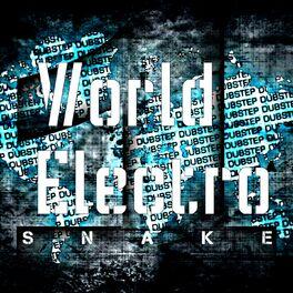 Album cover of World Electro