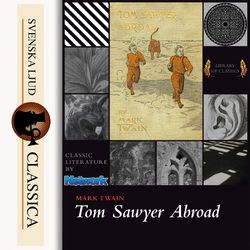 Tom Sawyer Abroad (Unabridged)