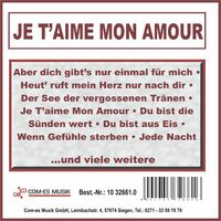 Various Artists Je Taime Mon Amour Streaming De Música