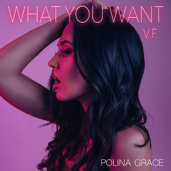 What You Want V.F. cover