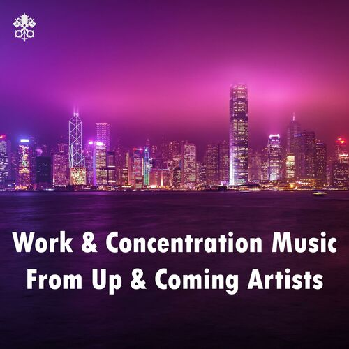 Various Artists: Work & Concentration Music From Up & Coming