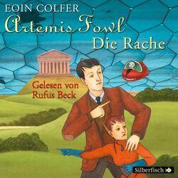 Artemis Fowl - Die Rache Audiobook