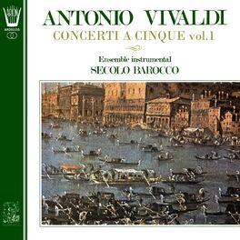 Album cover of Quatre concerti a cinque, Vol. 1