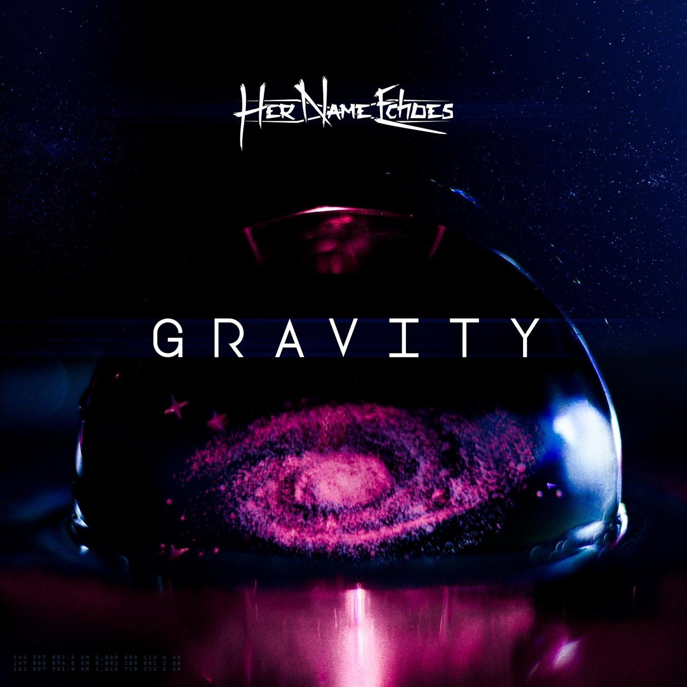 Her Name Echoes - Gravity [single] (2021)