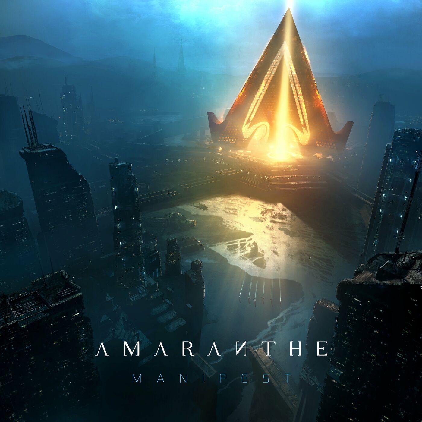 Amaranthe - Strong [single] (2020)