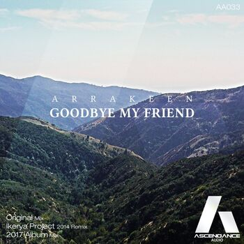 Goodbye My Friend cover