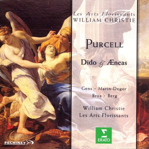 Baixar Single Purcell : Dido & Aeneas, Baixar CD Purcell : Dido & Aeneas, Baixar Purcell : Dido & Aeneas, Baixar Música Purcell : Dido & Aeneas - William Christie 2018, Baixar Música William Christie - Purcell : Dido & Aeneas 2018