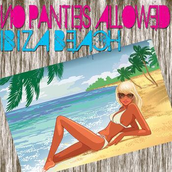 Ibiza Beach (My Island Dance Edit) cover