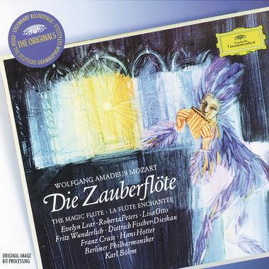 """Die Zauberflöte, K.620 / Erster Aufzug : """"Zum Ziele führt dich diese Bahn"""""""