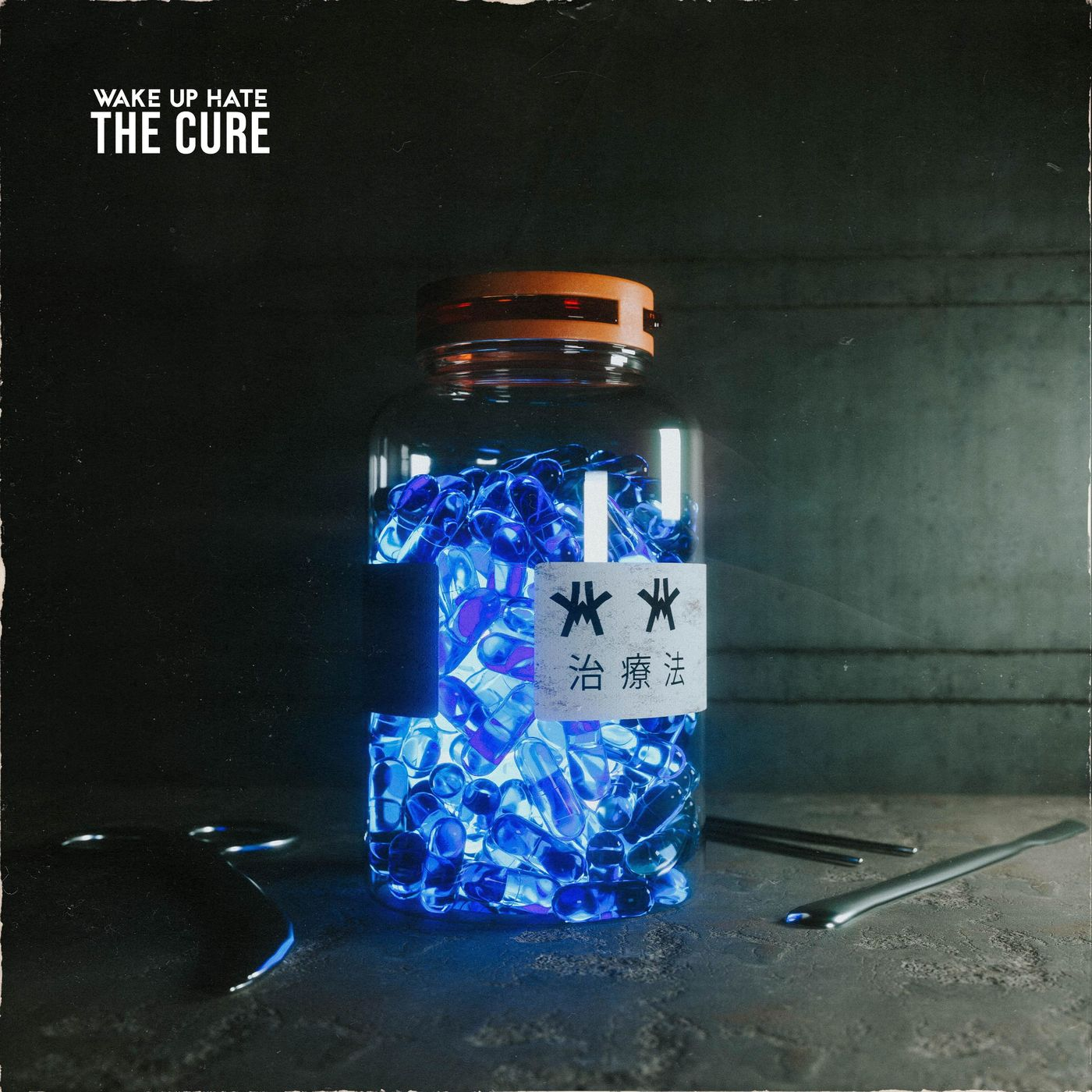 Wake Up Hate - The Cure [single] (2019)