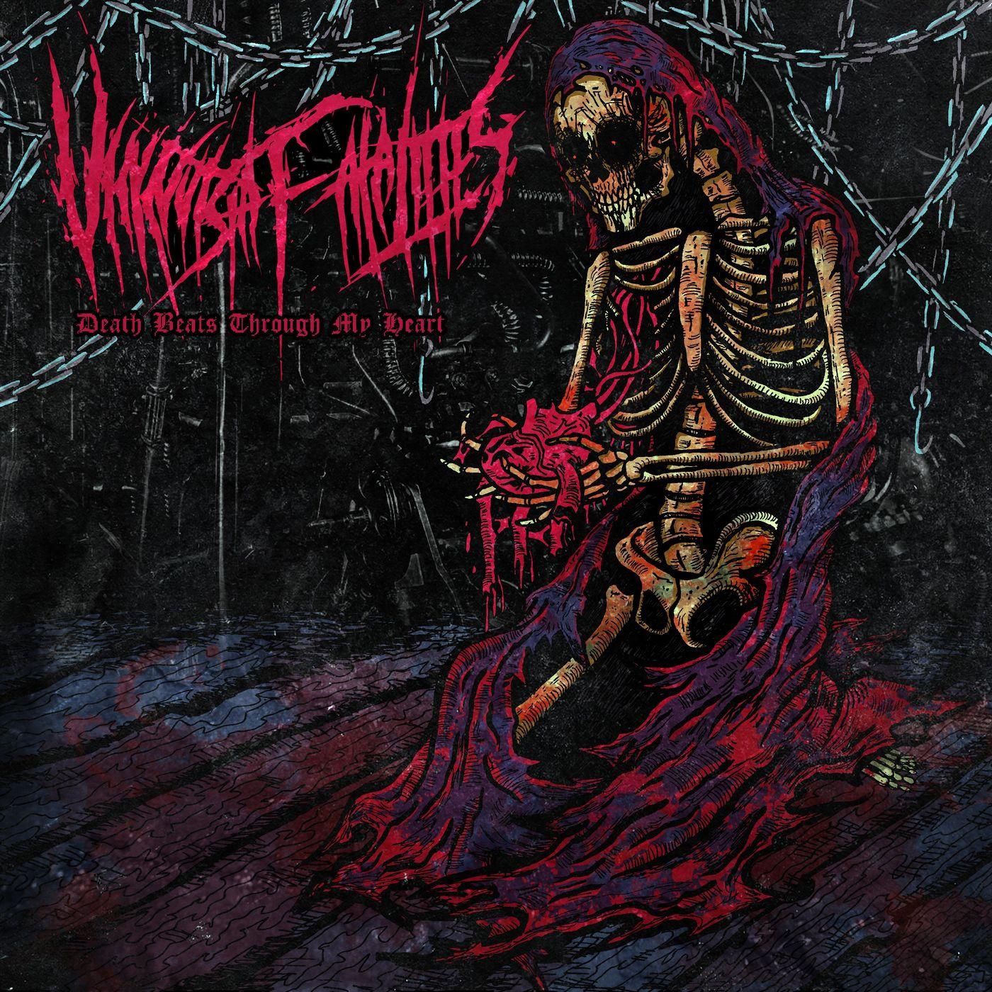 Vinnytsia Fatalities - Death Beats Through My Heart [EP] (2020)