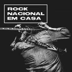 Rock Nacional Em Casa 2020 CD Completo