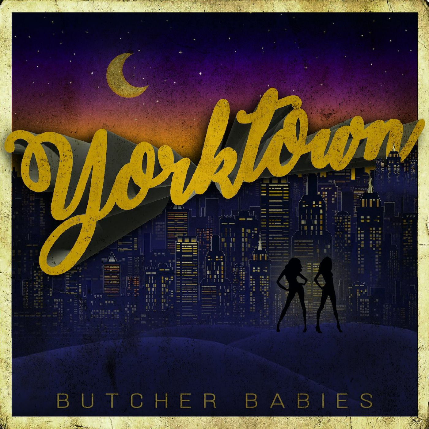 Butcher Babies - Yorktown [single] (2021)