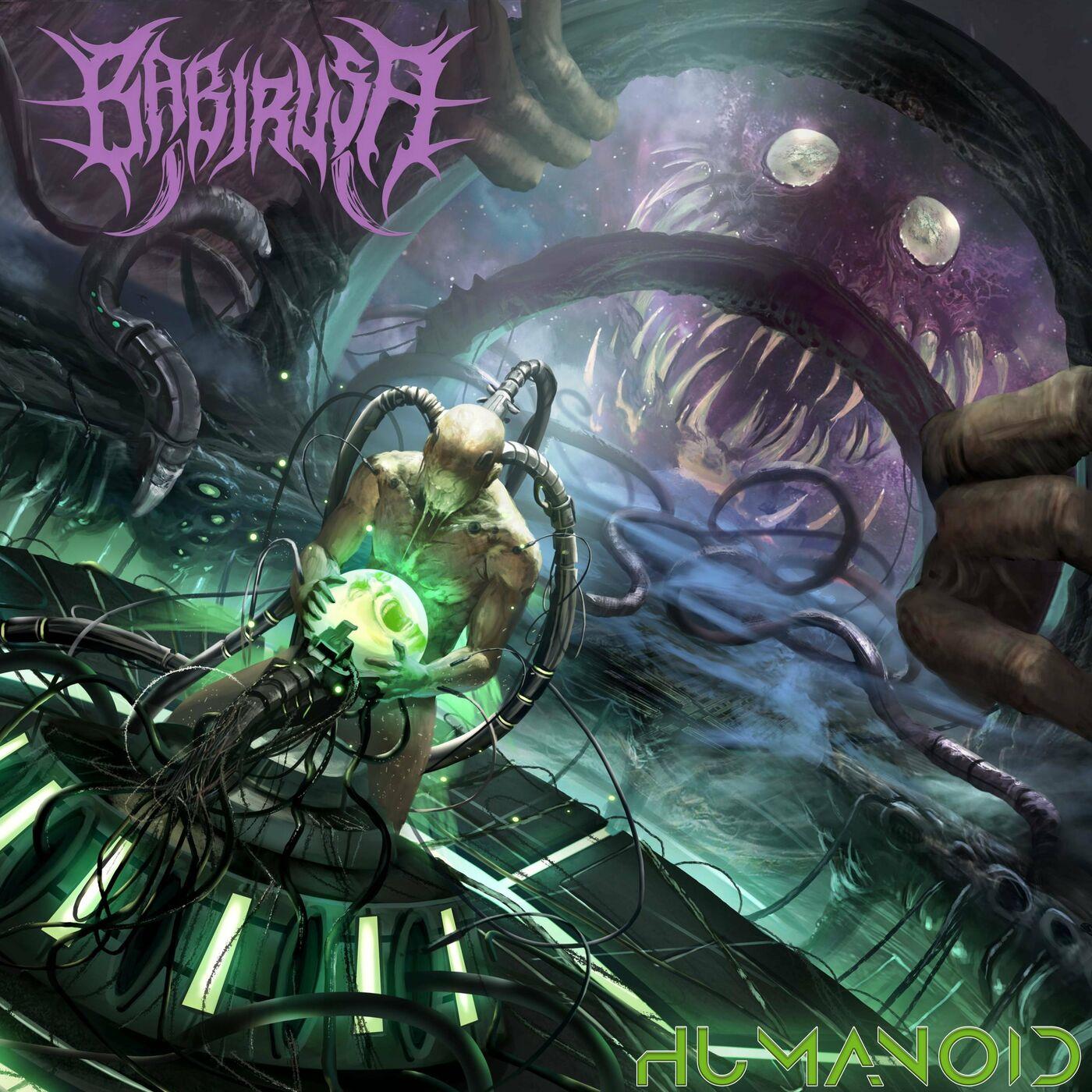Babirusa - Humanoid (2020)