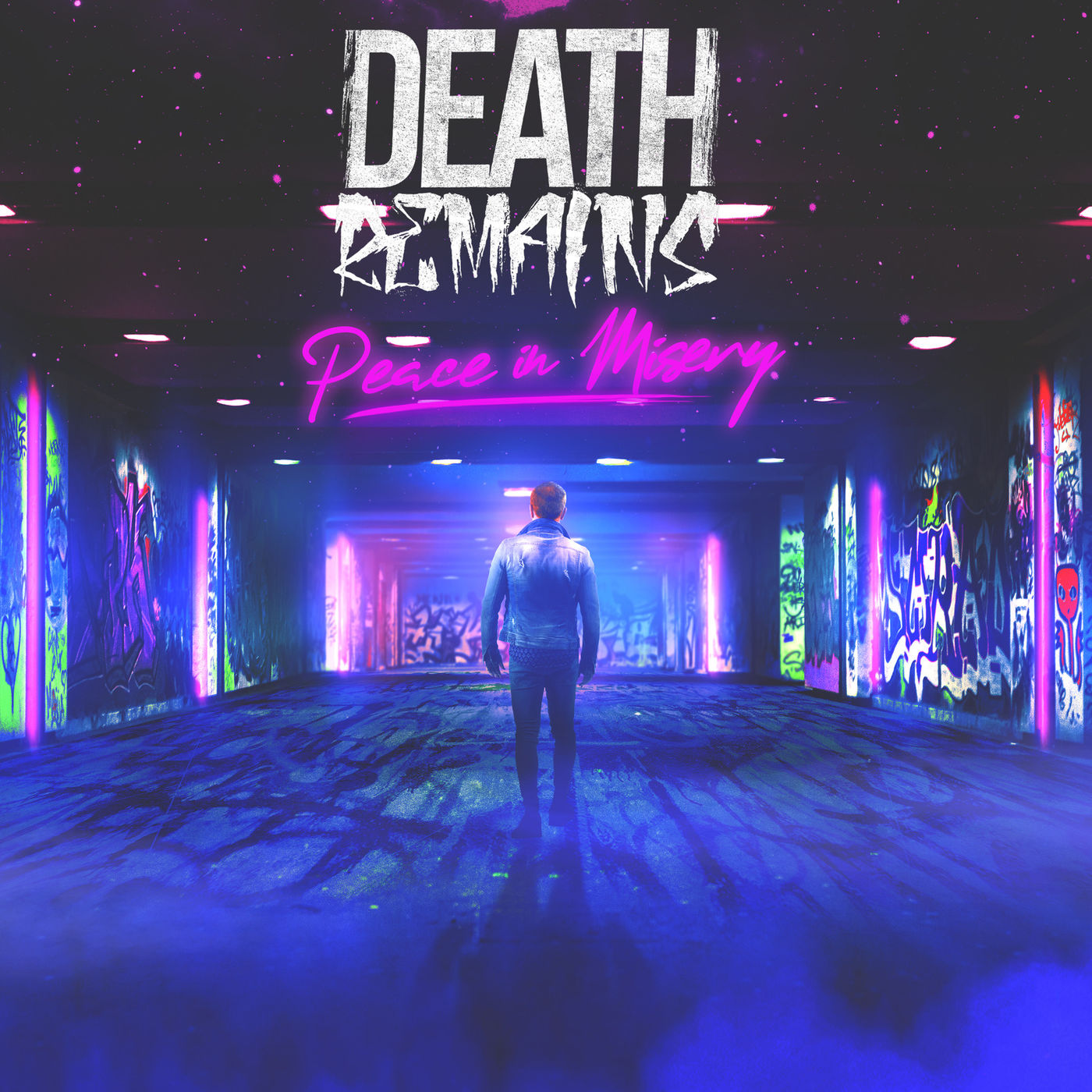 Death Remains - Peace in Misery [single] (2019)