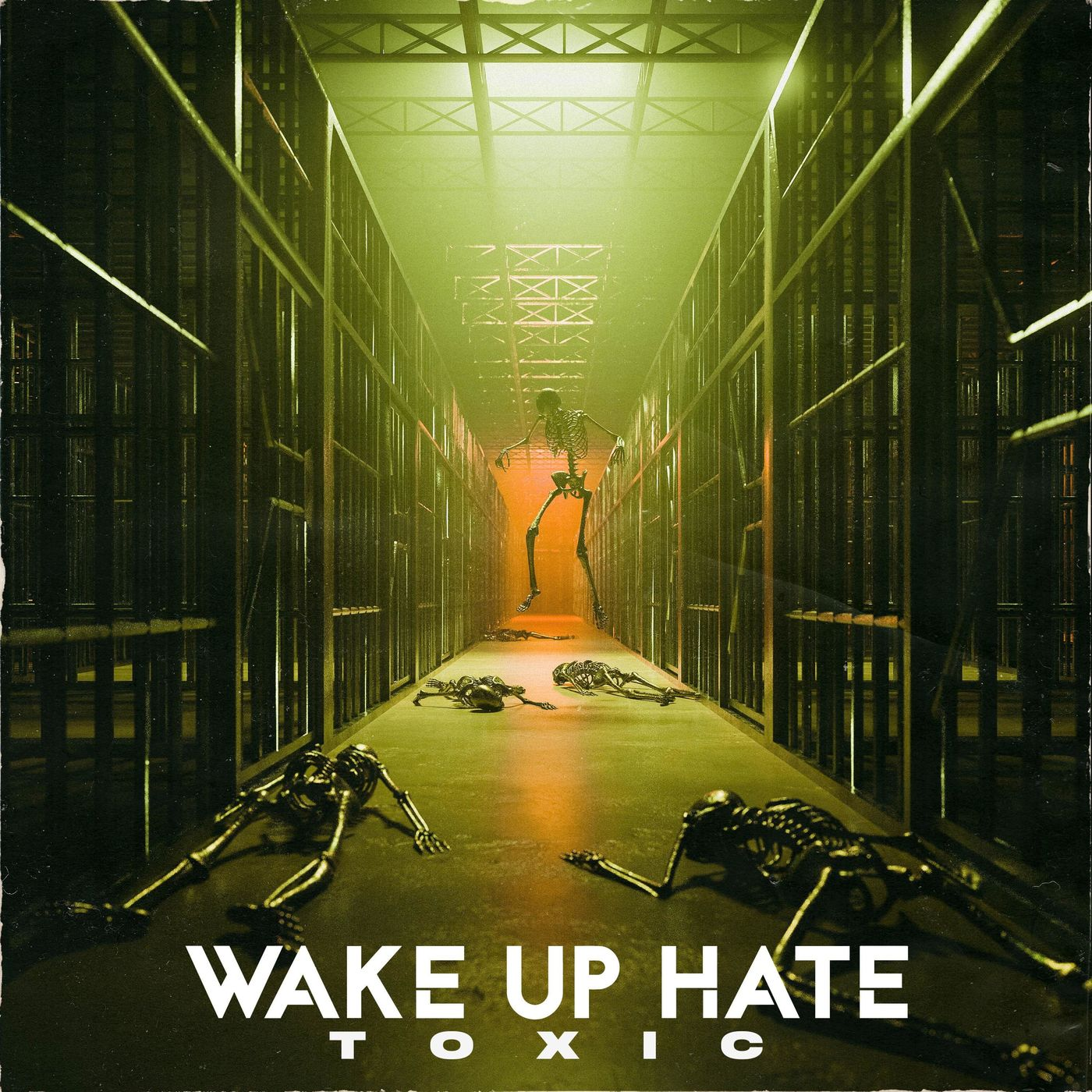 Wake Up Hate - Toxic [single] (2020)