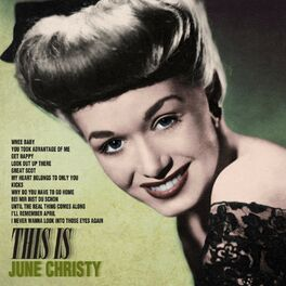 Album cover of This Is June Christy
