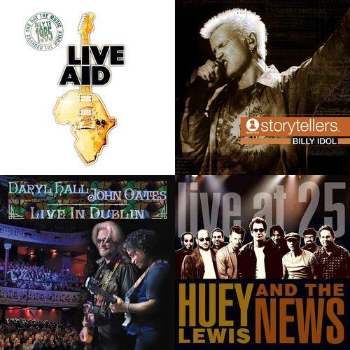 Baixar CD Classic's – Live – Vários Artistas (2014) Grátis