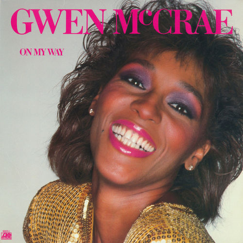 Gwen McCrae ‎- On My Way (Vinyl'82) - Soul, Funk, Disco mp3 320 Kbs